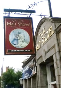 The Malt Shovel in Newark