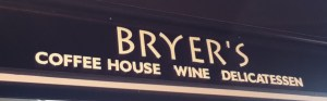 Bryer's Sign