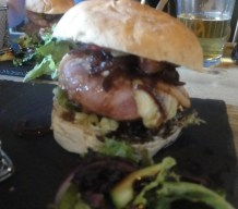 Golden Fleece Burger
