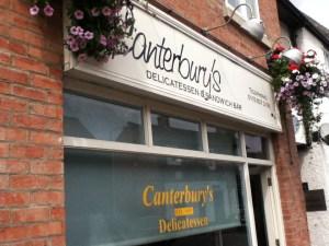 Canterburys in Keyworth