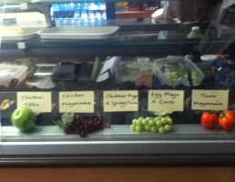 Snack Stop Options