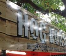 Hog Roast Stand