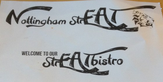 Nottingham strEAT Bistro