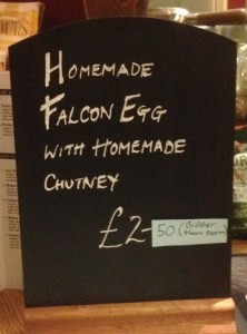 Falcon Scotch Egg