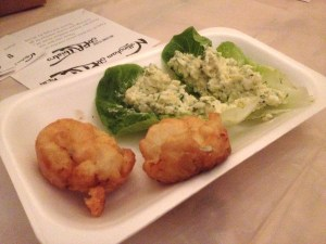Baltic Cod Fish cakes