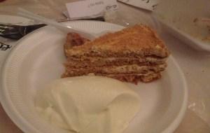 Cossack Cuisine Cake