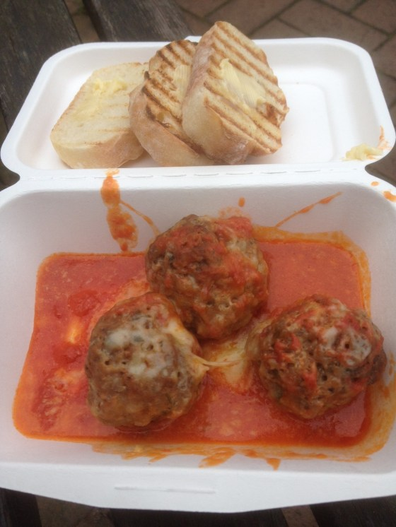 Homemade Italian Meat Balls