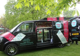 Awesome Coffee Van