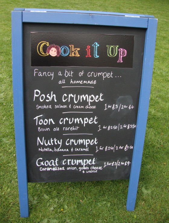 Cook It Up board