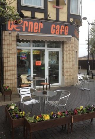corner cafe in Netherfield