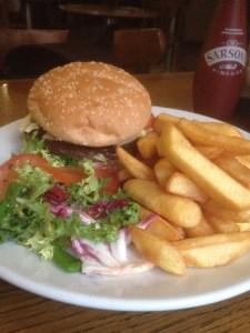 Hawksley Hamburger