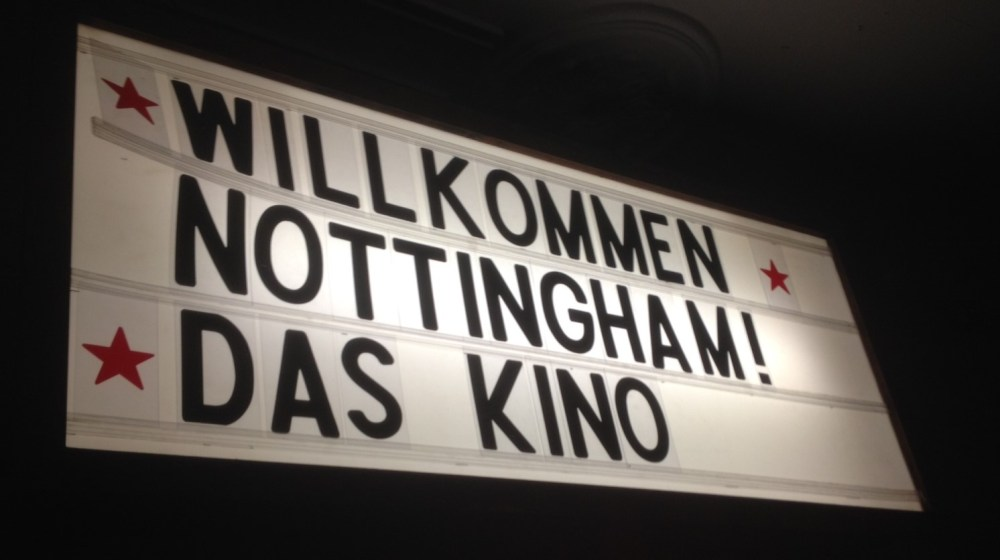 Das Kino Sign