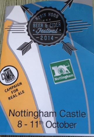 Beer Festival Brochure