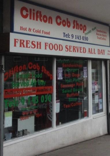 Clifton Cob Shop
