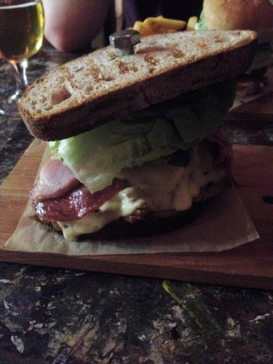 Cugan Sandwich