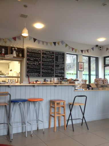 Inside Homemade on the Forest Recreation Ground