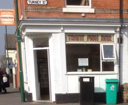 The Trent Fish Bar