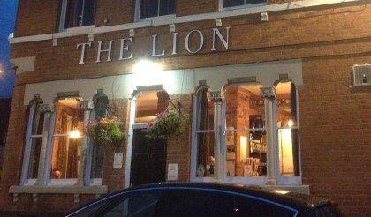 The Lion at Basford