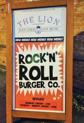 Rock N Roll Burger Company