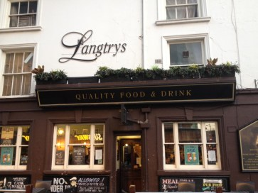 Langtreys in Nottingham
