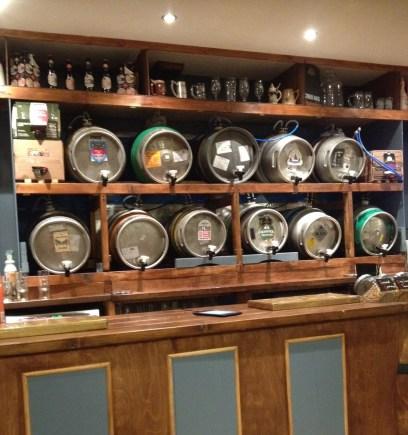 The Barrels at the Barrel Drop