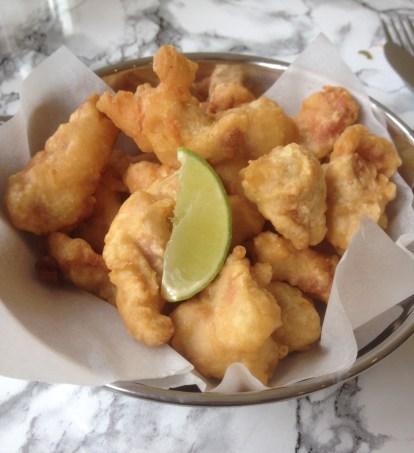 Chicken Karrage