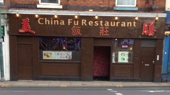 China Fu in Nottingham