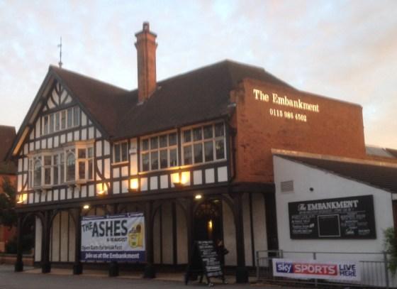 The Embankment Pub