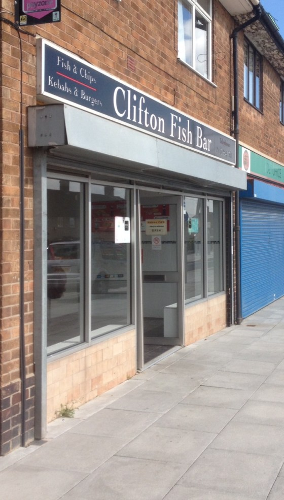 The Clifton Fish Bar