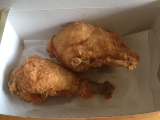 Fried Chicken at Nevada Chicken in Clifton