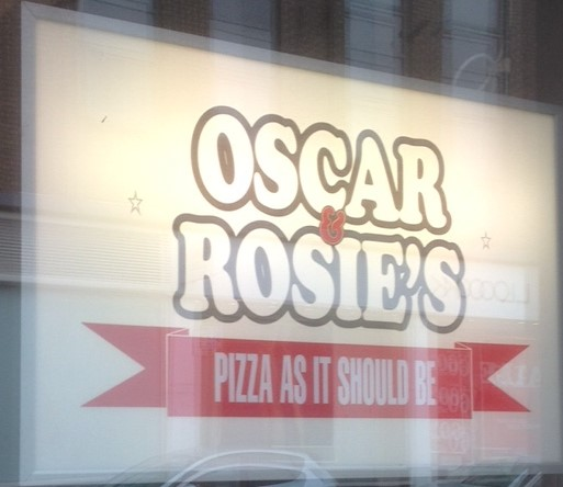 Oscar and Rosies Sign