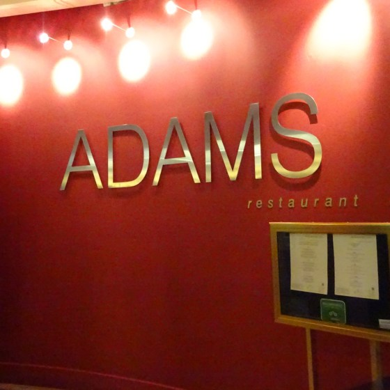 Adams Restaurent at NCN