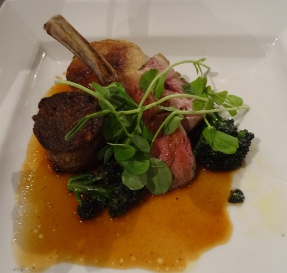 Duo of Lamb at Adams