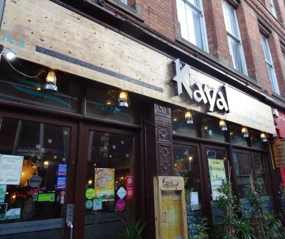 Kayal in Nottingham