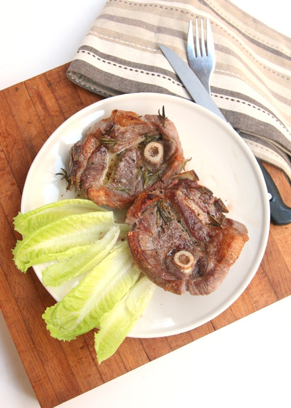 Broiled Lamb Shoulder Steaks 04