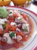 Fresh looking food! GOOD