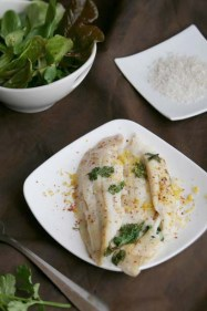 Aromatic Dover Sole Filets b