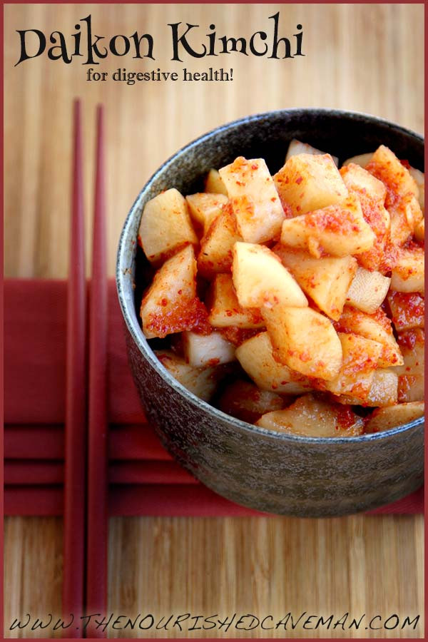 Dainkon Kimchi By The Nourished Caveman