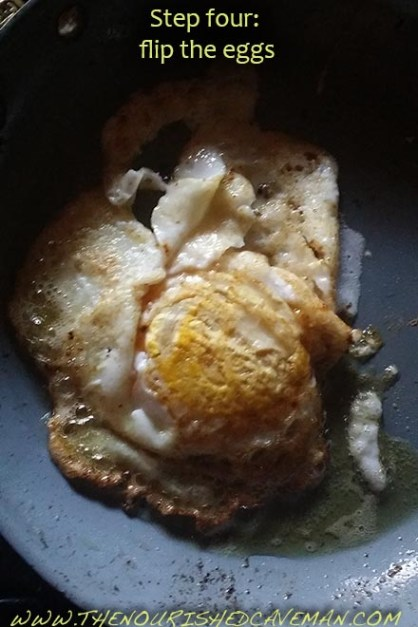 The Best Keto Breakfast in only 5 steps will keep you Healthy and Happy! The Best Keto Breakfast By The Nourished Caveman Step 4