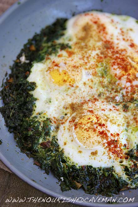 Green Buttered Eggs By The Nourished Caveman 3