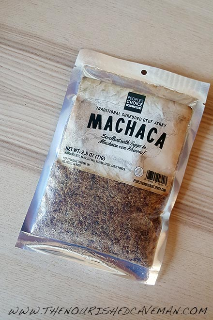 Machaca Keto Breakfast Muffin By The Nourished Caveman 2