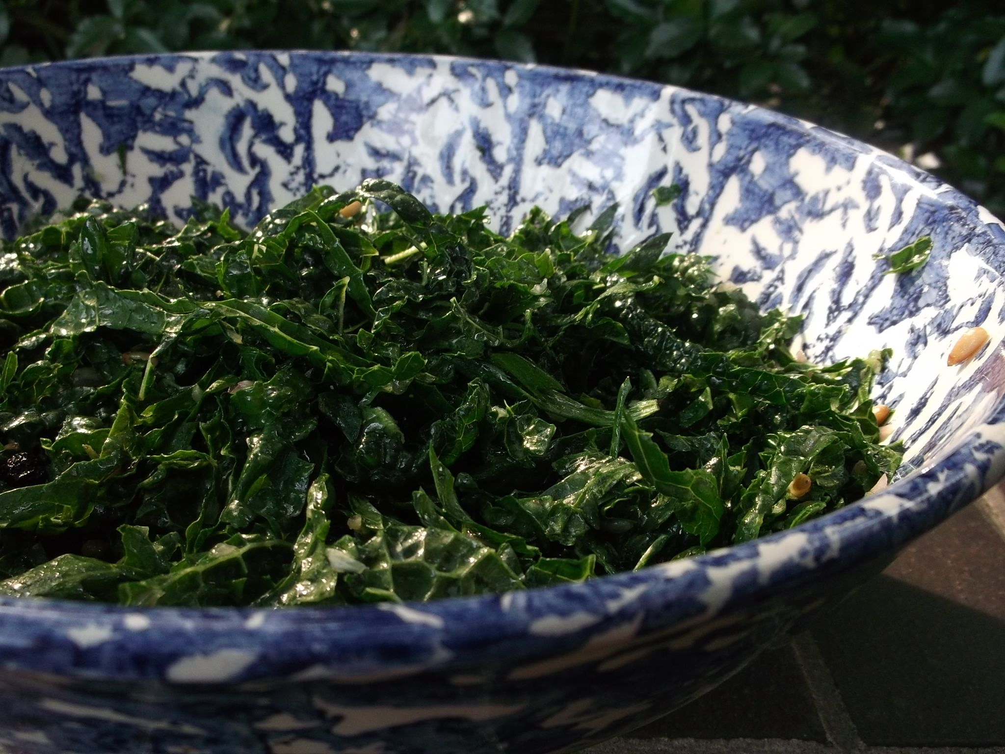 NE_Raw Lacinato Kale Salad