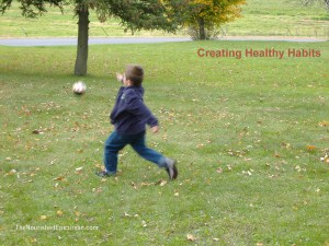 Creating Healthy Habits 2