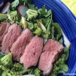 Protein Power: Five Spice Duck Breast Salad