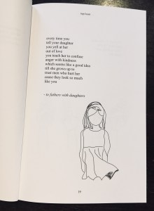 Rupi Kaur Fathers With Daughters
