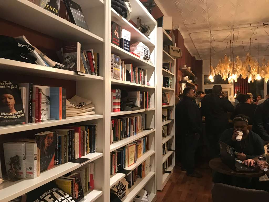 Black owned book store