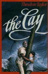 The Cay book cover a book based in Curacao and good to read for the novel tourist