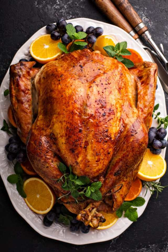 Thanksgiving Turkey Recipe: How To Cook A Turkey