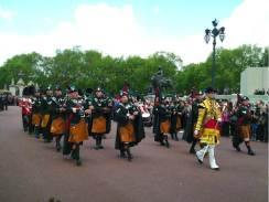 buckingham palace band