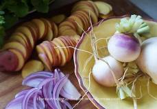 scalloped potatoes with turnips2
